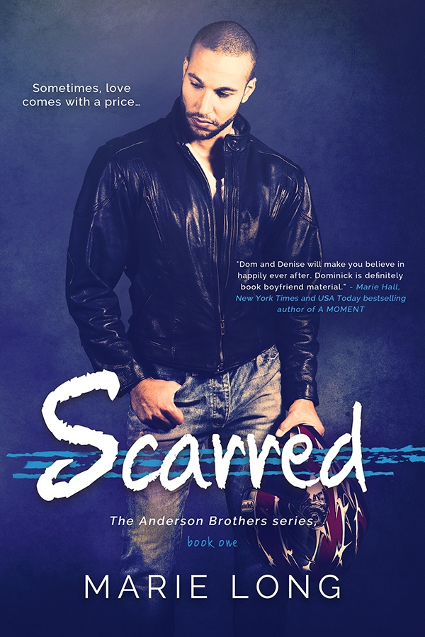 Scarred (The Anderson Brothers, book 1)