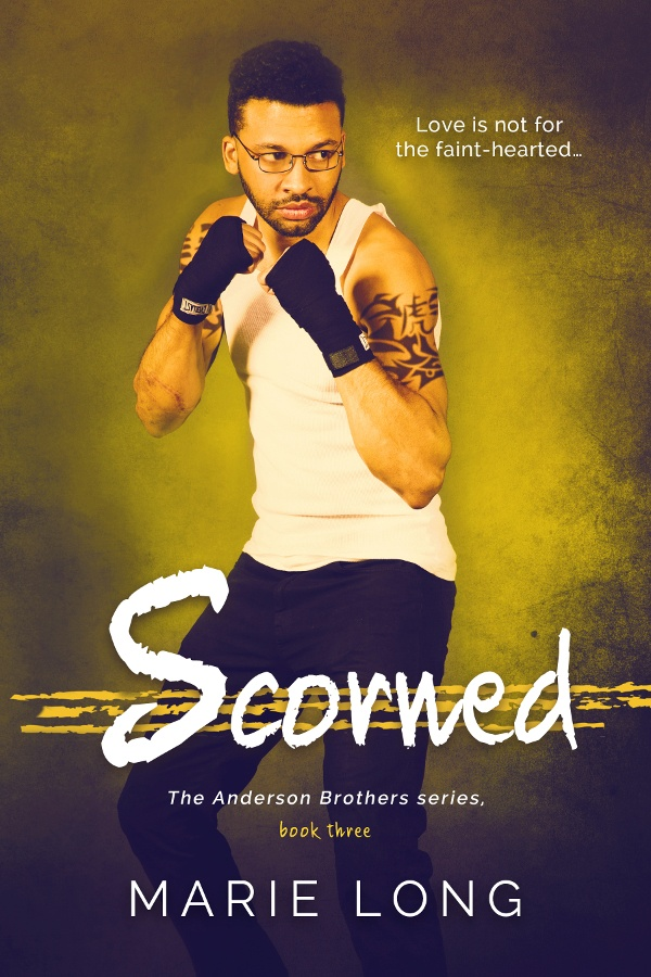 Scorned (The Anderson Brothers, book 3)