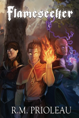 Flameseeker (The Pyromancer Trilogy 3)