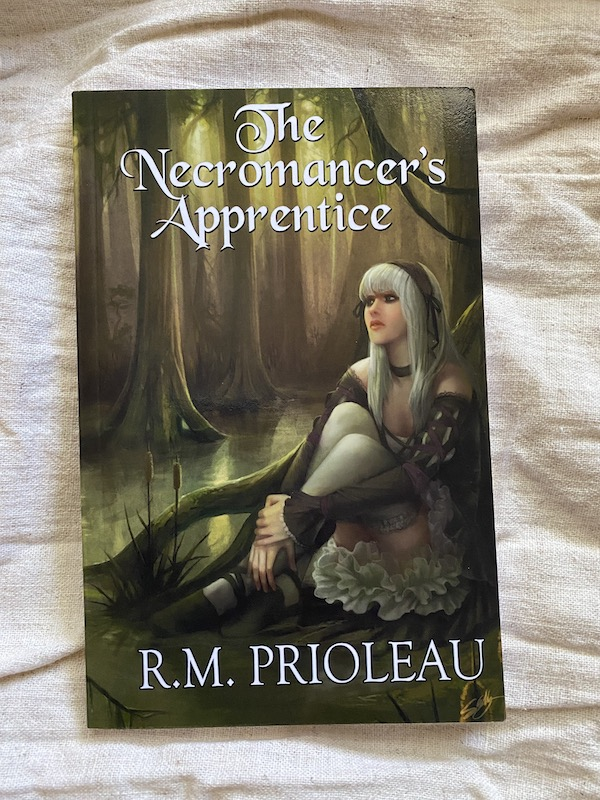 The Necromancer's Apprentice - Paperback - Front Cover